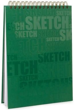 Green Sketchbook