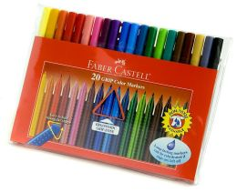 Color Grip Markers: 20 Count