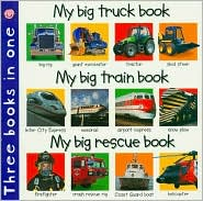 3 in 1: My Big Truck, Train, Rescue