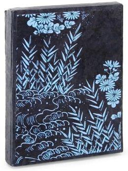 Blue Garden Nepal Note Card -Set of 6