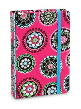 Vera Bradley Cupcake Pink Small Accordion Organizer