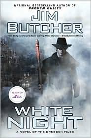 White Night (Dresden Files Series #9)