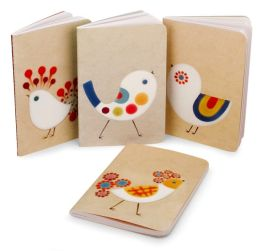 Xenia Taler Chicks Mini Journal Set of 4 (6