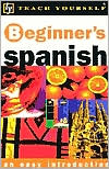 Teach Yourself Beginner's Spanish Audiopackage