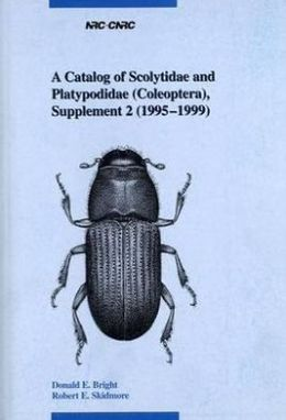 A Catalog of Scolytidae and Platypodidae (Coleoptera)