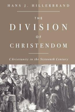 Division Of Christendom