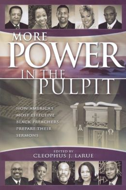 More Power In The Pulpit