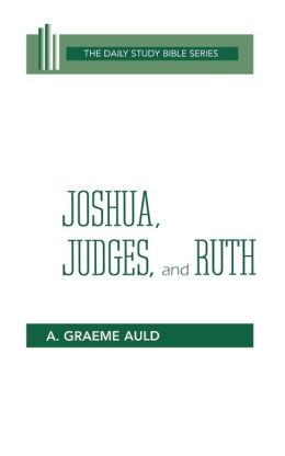 Joshua, Judges, And Ruth (Dsb)