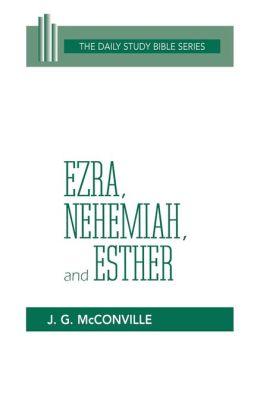 Ezra, Nehemiah, And Esther (Dsb-Ot)