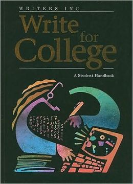 Great Source Write College: Hardcover College Handbook