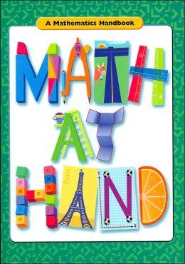 Math at Hand : A Mathematics Handbook