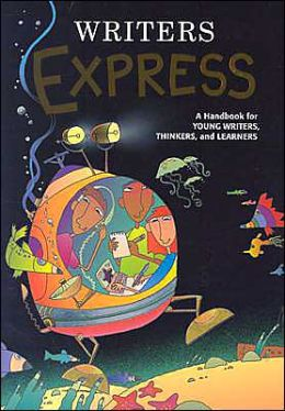 Great Source Writer's Express: Student Edition Grade 4 Handbook (softcover)