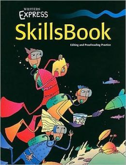 Great Source Writer's Express: Student Edition Grade 5 Skill's Book
