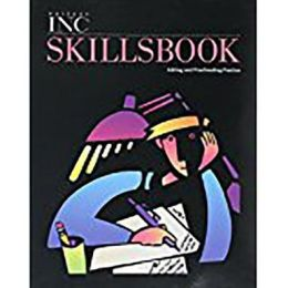 Great Source Writer's Inc.: Student Edition Skills Book Grade 10