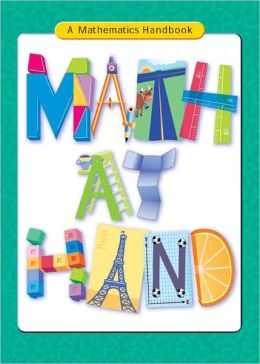 Great Source Math at Hand: Handbook Softcover Grade 5