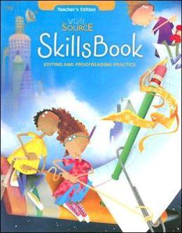 Great Source Write Source: Teacher Edition Skillsbook Grade 5 2006