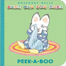 Peekaboo (Baby Max and Ruby Series)