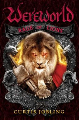 Rage of Lions (Wereworld Series #2)