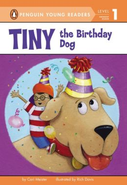 Tiny the Birthday Dog