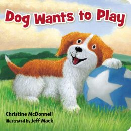 Dog Wants to Play
