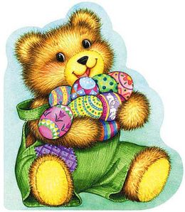 Happy Easter, Corduroy