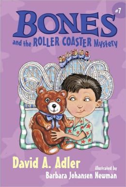 Bones and the Roller Coaster Mystery (Jeffrey Bones Series)
