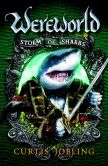Book Cover Image. Title: Storm of Sharks, Author: Curtis Jobling