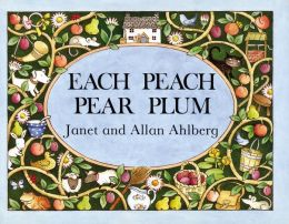 Each Peach Pear Plum board book