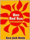 One Red Sun: A Counting Book