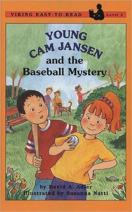 Young Cam Jansen and the Baseball Mystery (Young Cam Jansen Series #5)