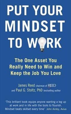 Put Your Mindset to Work: The One Asset You Really Need to Win and Keep the Job You Love. by James Reed and Paul G. Stoltz