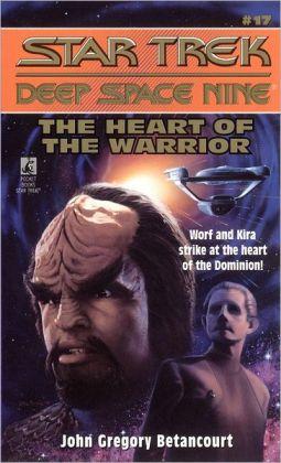 Star Trek Deep Space Nine #17: The Heart of the Warrior