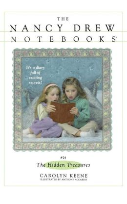 The Hidden Treasures (Nancy Drew Notebooks Series #24)