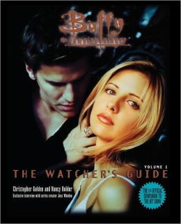 The Watchers Guide Buffy The Vampire Slayer