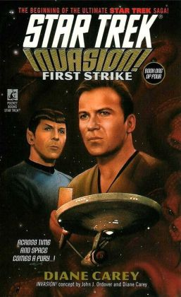 Star Trek #79: Invasion! #1: First Strike
