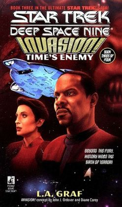 Star Trek Deep Space Nine #16: Invasion! #3: Time's Enemy