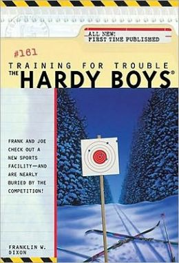 Training for Trouble (Hardy Boys Series #161)