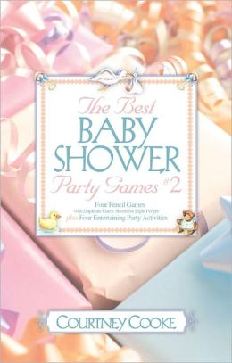 The Best Baby Shower Party Games 2