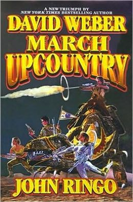 March Upcountry (Empire of Man Series #1)