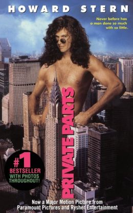 Private parts by howard stern 9780671501006 paperback barnes