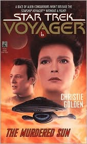 Star Trek Voyager #6: The Murdered Sun