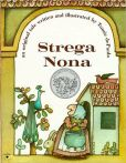 Book Cover Image. Title: Strega Nona, Author: Tomie dePaola