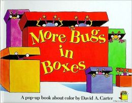 More Bugs in Boxes: A Pop Up Book about Color