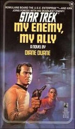 Star Trek #18: Rihannsu #1: My Enemy, My Ally