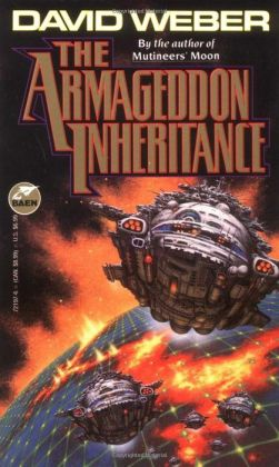The Armageddon Inheritance (Dahak Series #2)