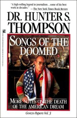 Songs of the Doomed: More Notes on the Death of the American Dream