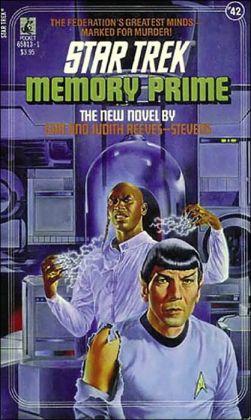 Star Trek #42: Memory Prime
