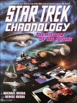 Star TreK: Chronology