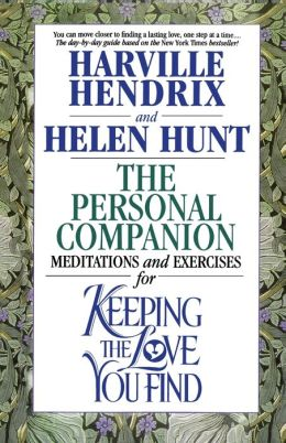 The Personal Companion: A Workbook for Singles