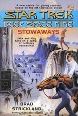 Star Trek Deep Space Nine: Young Adult Series #2: Stowaways
